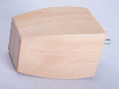 Wooden Block Foot FF146