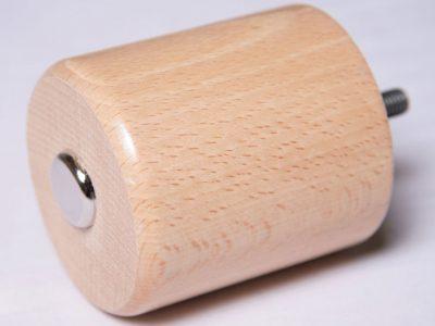 Wooden Round Foot FFP86