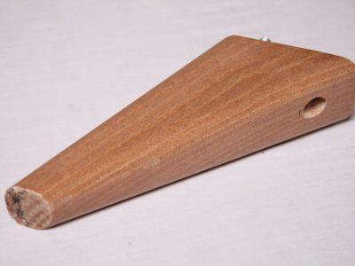 Wooden Tall Foot FFB329