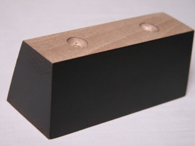 Wooden Block Foot FFB109