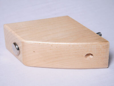 Wooden Back Foot FF478