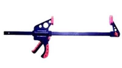Dual Action Quick Clamp