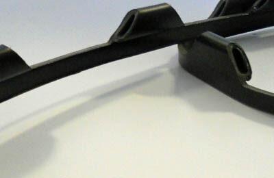 Plastic Spring Clip Coil 100mm