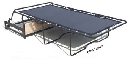3 Fold Sofabed Action 140cm