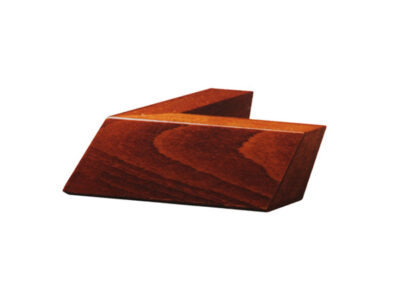 Wooden Corner Foot FFB769