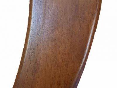 Wooden Back Leg 150mm WFB658